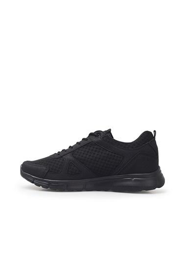Slazenger Erkek Arya Sneakers SA11RE081 Siyah